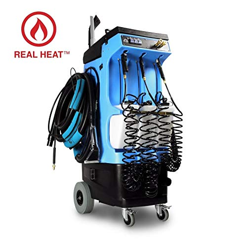 Mytee 80-120 Prep Center S with Heat All in One Auto Detailing Machine