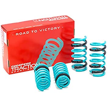 Tanabe TDF082 DF210 Lowering Spring with Lowering Height 1.7//1.5 for 2003-2006 Infiniti G35 Sedan V35