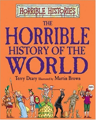 Horrible Histories Books Pdf
