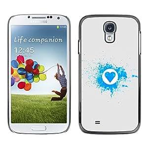 Stuss Case / Funda Carcasa protectora - Love In The Blue Skies - Samsung Galaxy S4
