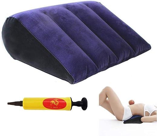 BONDAGE Magico Gioco Cuscino Multifunzionale Gonfiabile Air Posizione Cuscino per la Casa e Viaggi