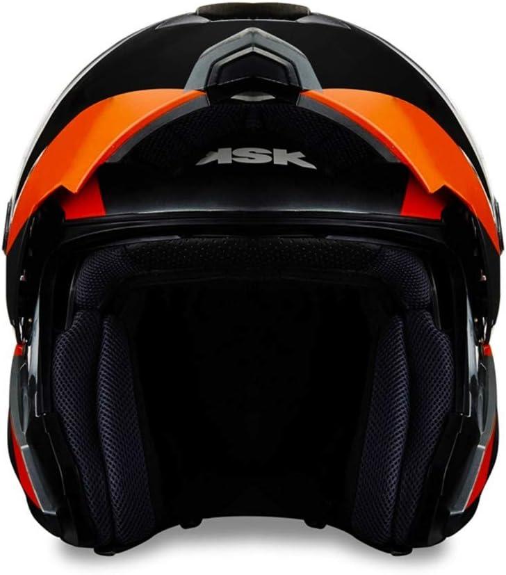 KSK Casque Ultimate Taille S//M Modulable Gris ECE R 22.05