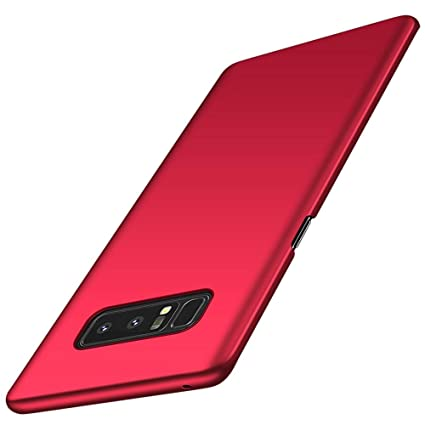 Amazon.com: Kepuch Frost Thin PC Hard Case for Galaxy Note 8 ...