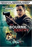Buy The Bourne Identity (Widescreen Extended Edition)