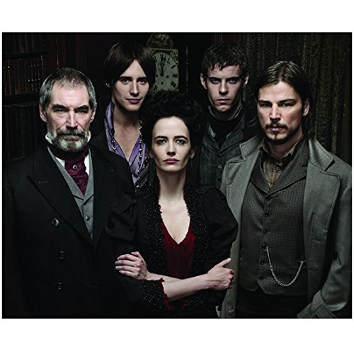 Eva Green as Vanessa Ives in Penny Dreadful with Cast 8 x 10 Inch -