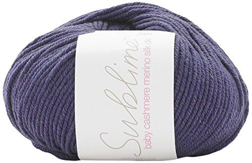Sublime Baby Cashmere Merino Silk DK Yarn 160 Rubadub
