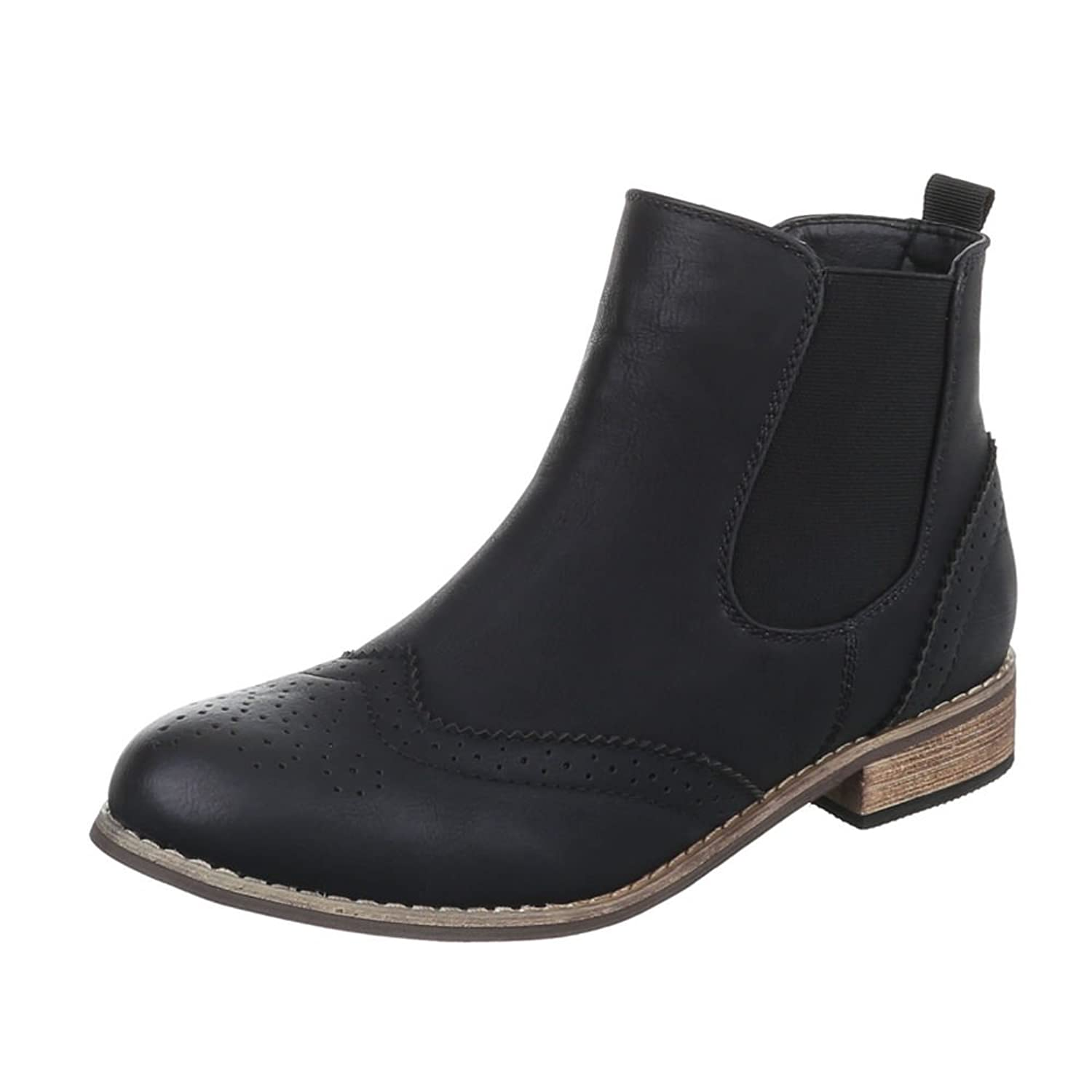 80ea6cc95eb Ital-Design - Botas Chelsea Mujer Outlet - www.bkishop.top