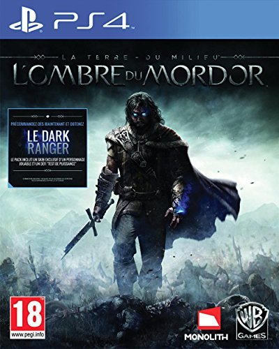 Third Party - La Terre du Milieu - l'ombre du Mordor Occasion [PS4] - 5051889431237 by Third Party - Terra Console