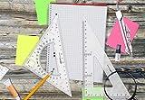 Large Triangle Ruler Square Set,Triangle