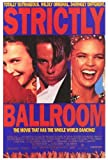 Strictly Ballroom POSTER Movie (27 x 40 Inches - 69cm x 102cm) (1992) (Style D)