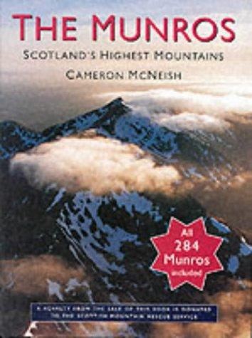 The Munros: Scotland's Highest Mountains