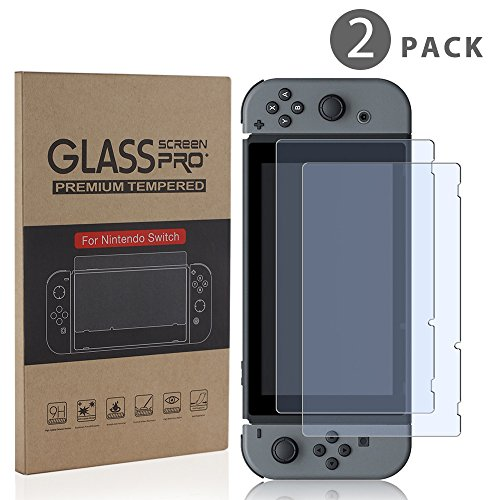 TNP Nintendo Switch Screen Protector Pack