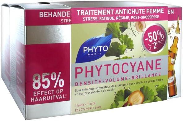 Phyto - Phyto Phytocyane Duo 24 x 7,5ml