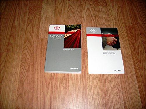 2013 corolla owners manual - 7