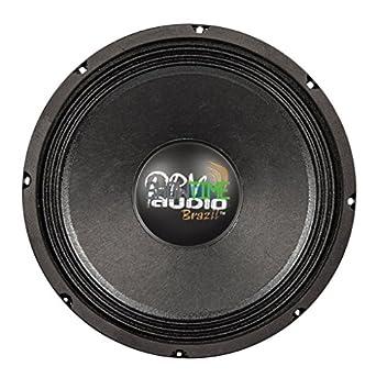 "PRV Audio 10W450-8 10/"" Professional Woofer 8 ohms 450 Watts 93 dB 2/"" Voice Coil"
