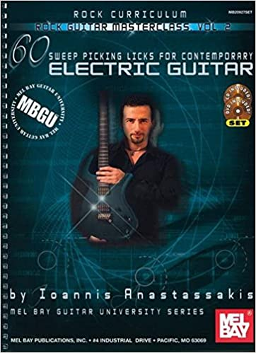 Book MBGU Rock Guitar Masterclass, Vol. 2 (MBGU Rock Curriculum)
