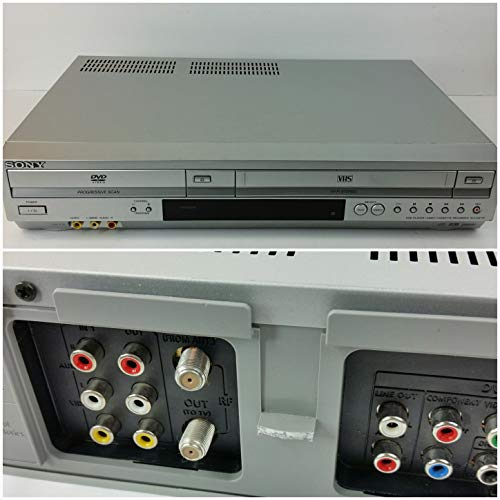 Sony SLV-D271P Combo DVD and VCR