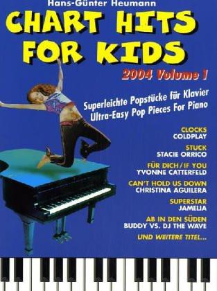 Chart Hits for Kids 2004, Klavier