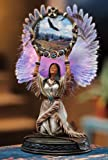 Collections Etc Lighted Native American Dream Catcher Figurine