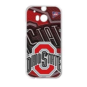 ORIGINE Ohio State Cell Phone Case for HTC One M8 by icecream design