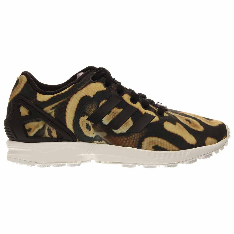 donne adidas zx del leopardato correndo