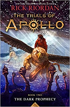 Image result for the trials of apollo book 2
