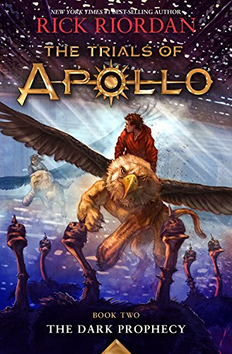 The Trials of Apollo Book Two The Dark Prophecy [SIGNED]
