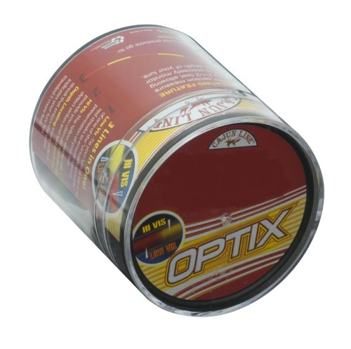 Cajun Line Fishing Line Optix 1/4 Spool (8-Pound)