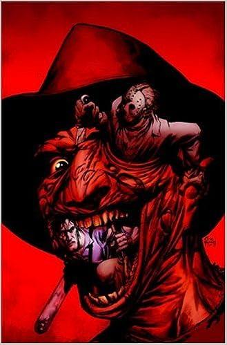 Freddy Vs Jason Ash Amazoncouk Jeff Katz James Anthony Kuhoric Craig 9781401220044 Books