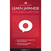 Learn Japanese - Word Power 2001: Intermediate Japanese #5 |  Innovative Language Learning