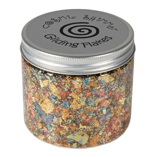 Creative Expressions Mulled Wine - Cosmic Shimmer Gilding Flakes 200ml