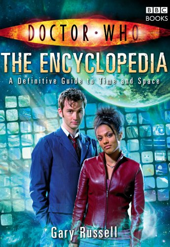 Read Online Doctor Who Encyclopedia (Doctor Who (BBC Hardcover)) PDF
