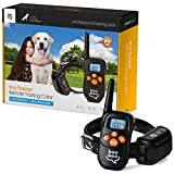 Remote Dog Training Collar for All Dog Sizes - Expertly Control Pet Behavior with BONUS training eBOOK - Rechargeable - Waterproof - 990 Feet Range by Sit Boo Boo