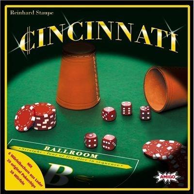 Amigo 6340 - Cincinnati