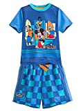 Disney Mickey Mouse and Friends ''Fab 4'' PJ PALS Pajamas Set for Boys (5/6)