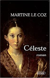 Book's Cover ofCéleste