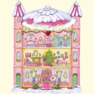 Prinzessin Lillifees Weihnachtsschloss: Verwandelkalender