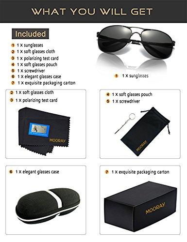 MOORAY-Aviator-Polarized-Sunglasses-for-Men-and-WomenUV-Protection-Oversize-EyewearSports-Sunglasses