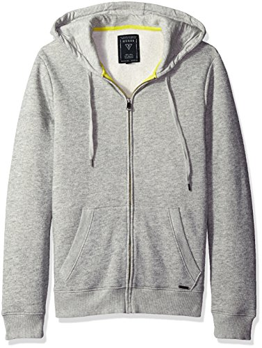 GUESS Brushed French Hoodie Sweatshirt