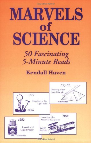 Marvels of Science: 50 Fascinating 5-Minute Reads: 50 Fascinating Five-minute Reads (English Edition)
