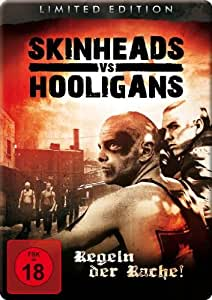 Skinheads vs. Hooligans - Regeln der Rache - Metal-Pack/Iron Edition [Alemania] [DVD]