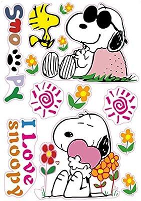 Snoopy sticker Set