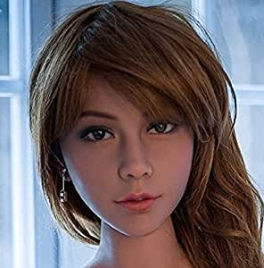 "New Feel Sex Dolls 4'7"" (140cm) D-Cup Love Doll - AG140D056T"
