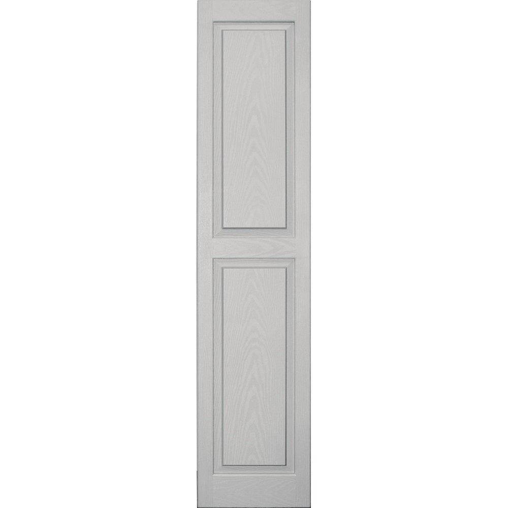 Vantage 3114063030 14X63 Raised Panel Shutter/Pair 030, Paintable