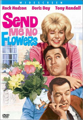 DVD : Send Me No Flowers (Subtitled, Widescreen, Dolby)