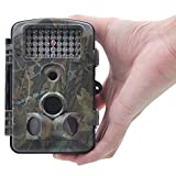 GoldWorld-Mini-Trail-Game-Camera-12-MP-1080P-HD-Wildlife-Cam-with-42-Pcs-IR-LEDs-120Long-Range-Infrared-Night-Vision-Waterproof-Motion-Activated-Security-Cameras