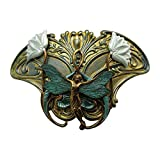 Fairie Hair Clip Art Nouveau Fairy Hair barrettes Angelina Verbuni Designs Unique Hair Clips