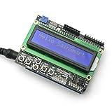 SainSmart 1602 LCD Shield Module Display V3 for