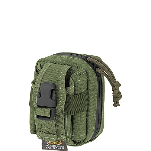 Maxpedition Anemone Compact Utility Pouch (OD Green) (Anemone Pouch)