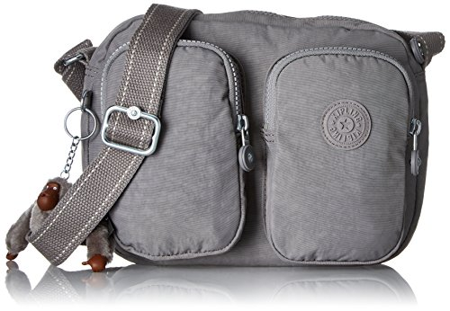 Women's Grey Cross 31v Kipling Bag Patti Body Grey Urban C SwTxUqd